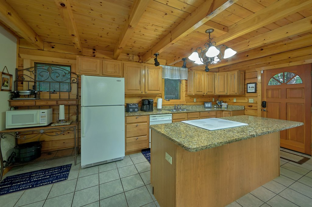 Photo of a Gatlinburg Cabin named Mountain Haven - This is the twentieth photo in the set.