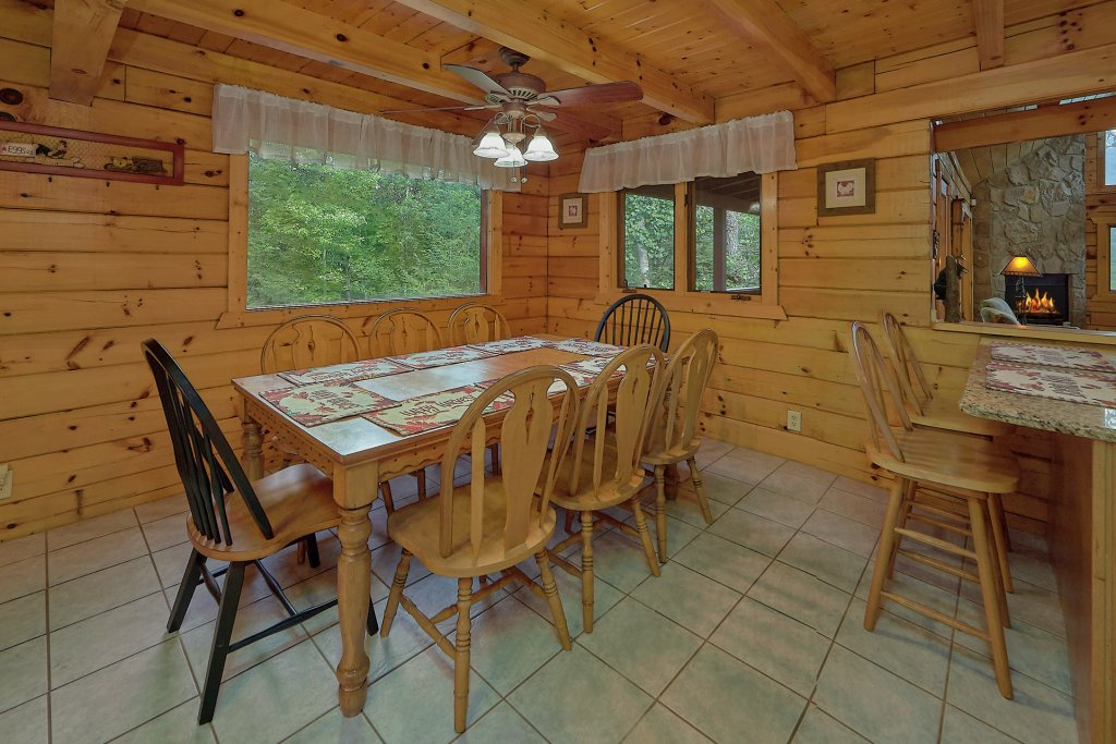 Photo of a Gatlinburg Cabin named Mountain Haven - This is the seventeenth photo in the set.
