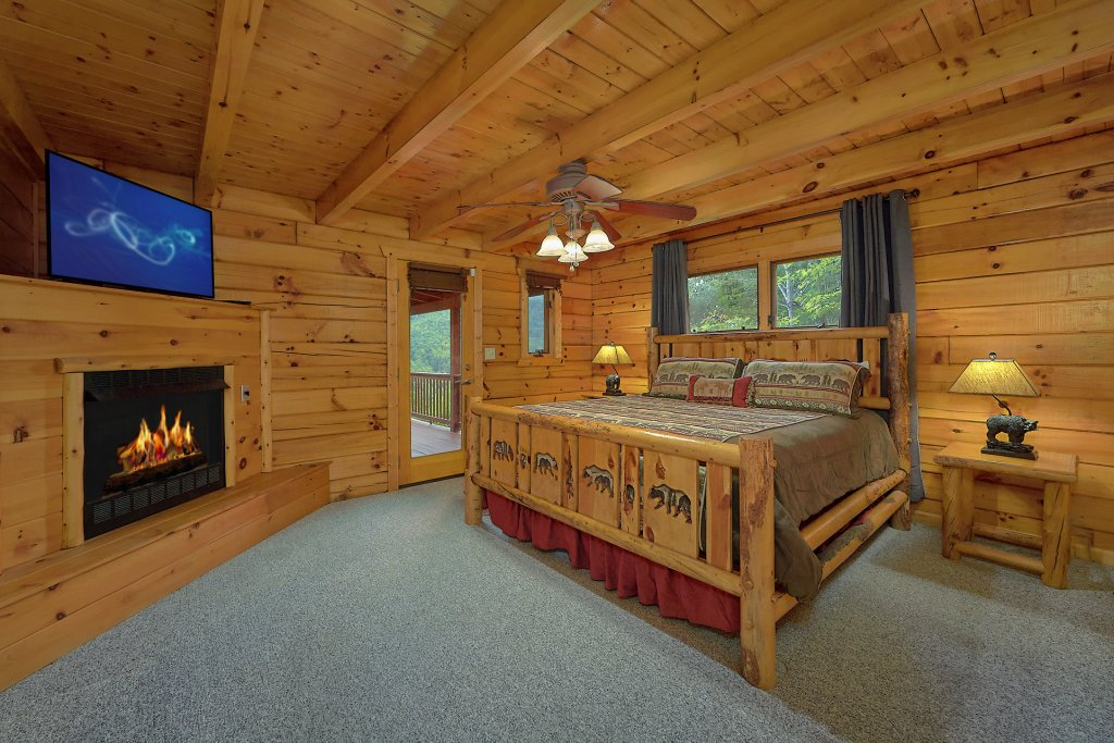 Photo of a Gatlinburg Cabin named Mountain Haven - This is the thirtieth photo in the set.