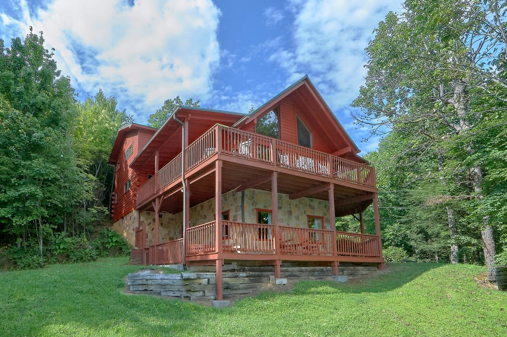 Photo of a Gatlinburg Cabin named Mountain Haven - This is the thirty-second photo in the set.