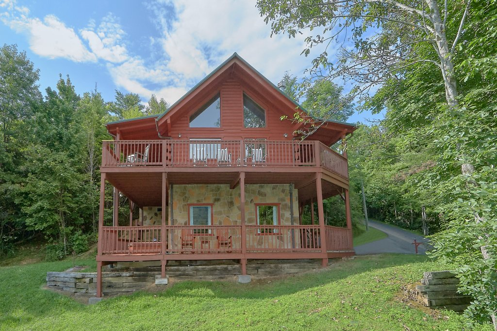 Photo of a Gatlinburg Cabin named Mountain Haven - This is the thirty-third photo in the set.