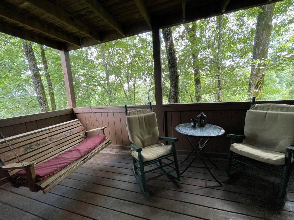Photo of a Pigeon Forge Cabin named Southern Comfort - This is the tenth photo in the set.