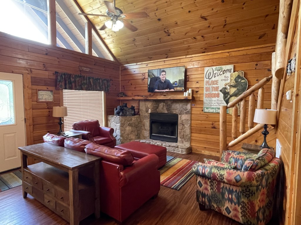 Photo of a Pigeon Forge Cabin named Southern Comfort - This is the eighth photo in the set.