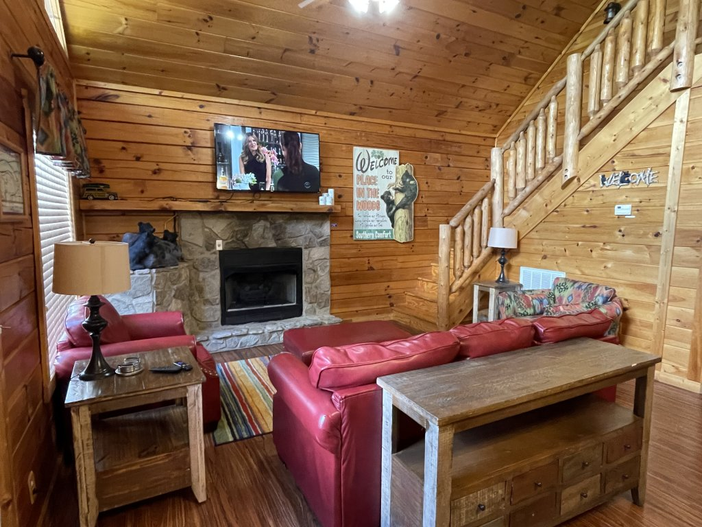 Photo of a Pigeon Forge Cabin named Southern Comfort - This is the fifteenth photo in the set.