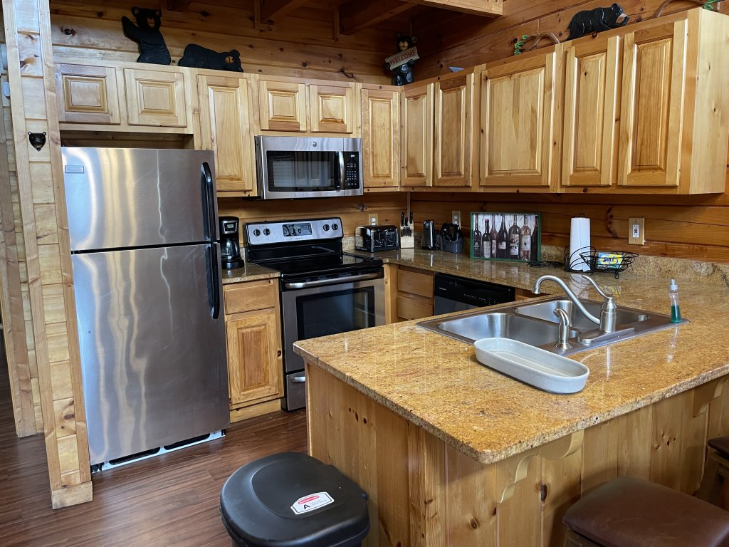 Photo of a Pigeon Forge Cabin named Southern Comfort - This is the sixteenth photo in the set.