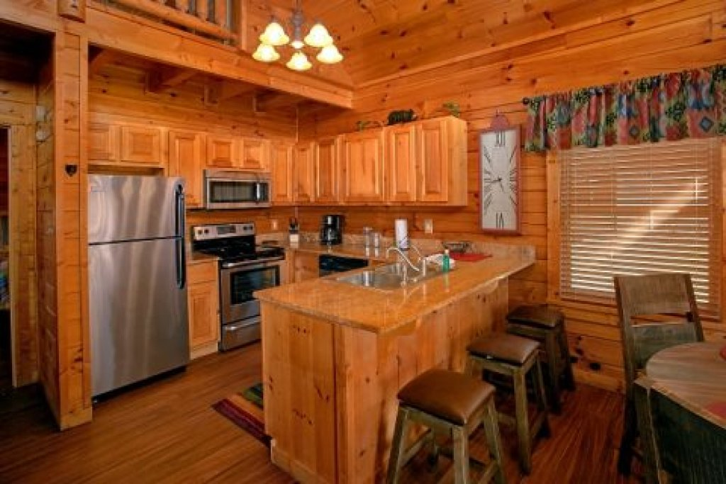 Photo of a Pigeon Forge Cabin named Southern Comfort - This is the twenty-second photo in the set.