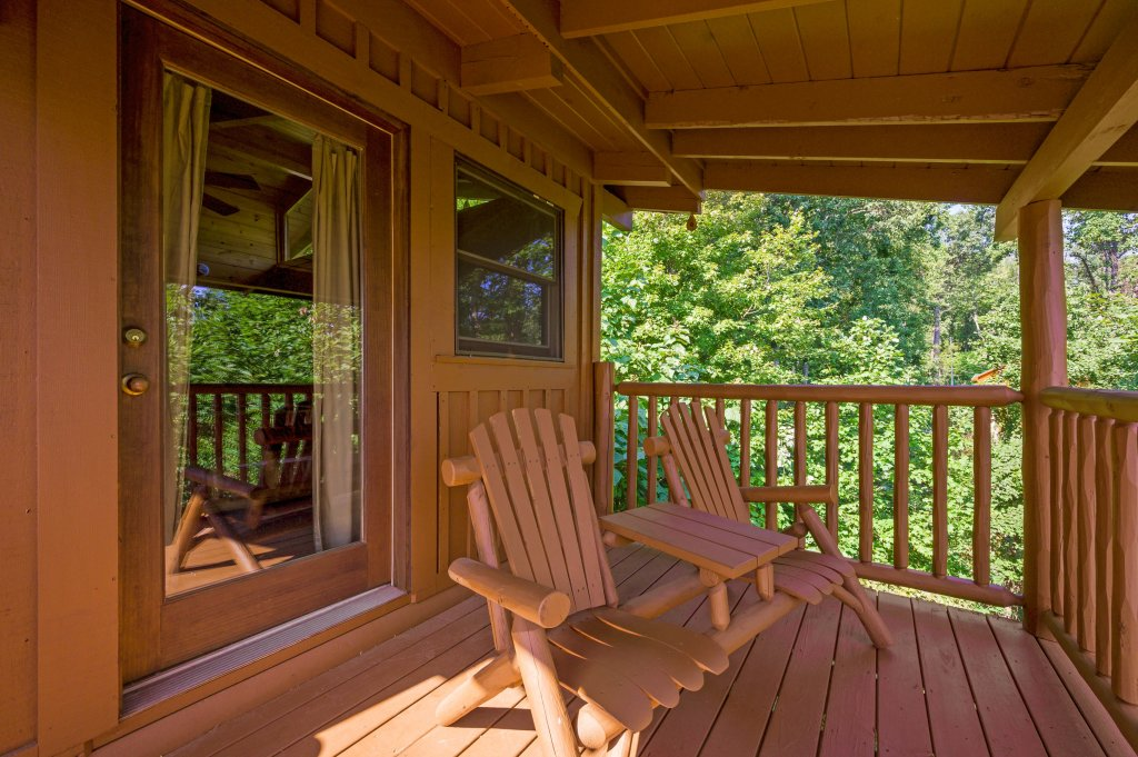 Photo of a Gatlinburg Cabin named See Forever - This is the seventieth photo in the set.