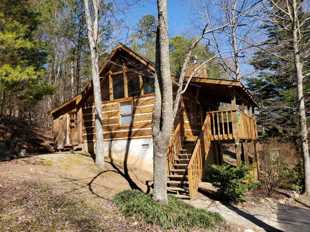 Photo of a Sevierville Cabin named Daze Off #106 - This is the seventh photo in the set.