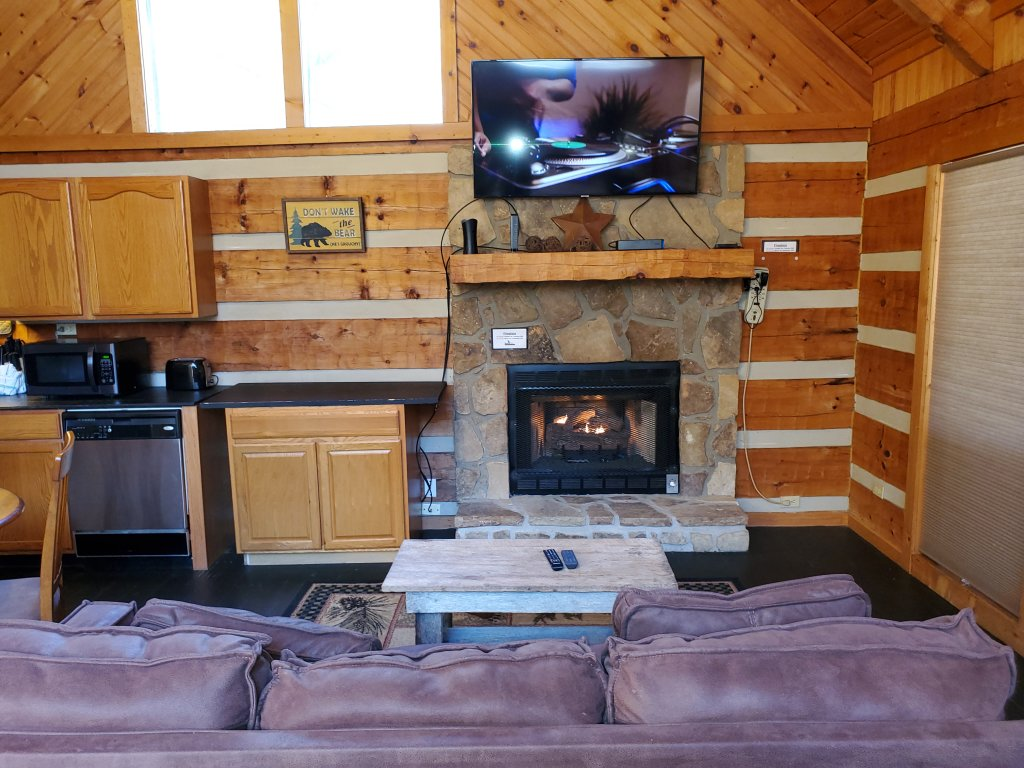 Photo of a Sevierville Cabin named Daze Off #106 - This is the eighteenth photo in the set.
