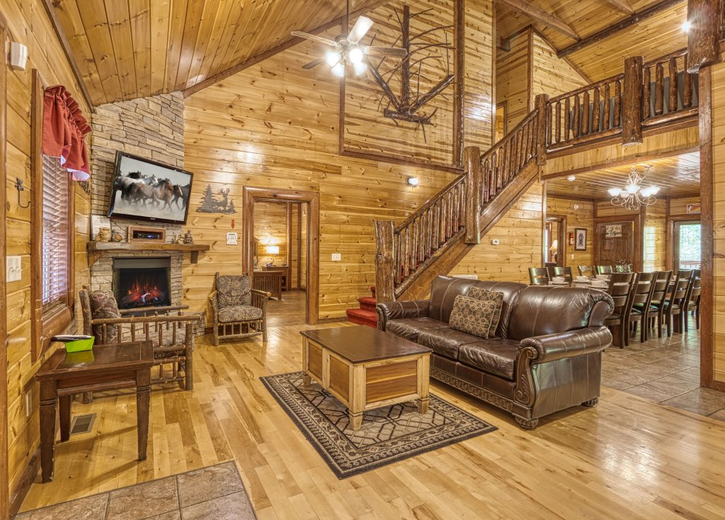 Photo of a Gatlinburg Cabin named A New Beginning #522 - This is the tenth photo in the set.