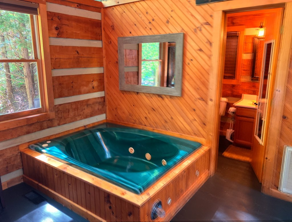Photo of a Sevierville Cabin named Daze Off #106 - This is the twelfth photo in the set.