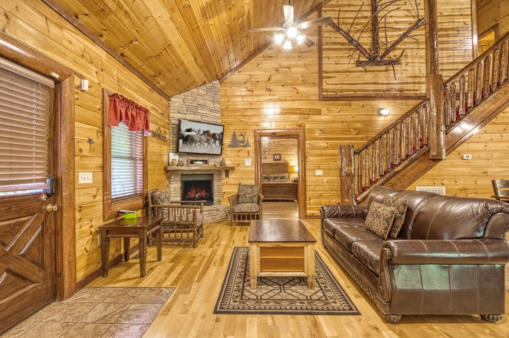 Photo of a Gatlinburg Cabin named A New Beginning #522 - This is the eleventh photo in the set.