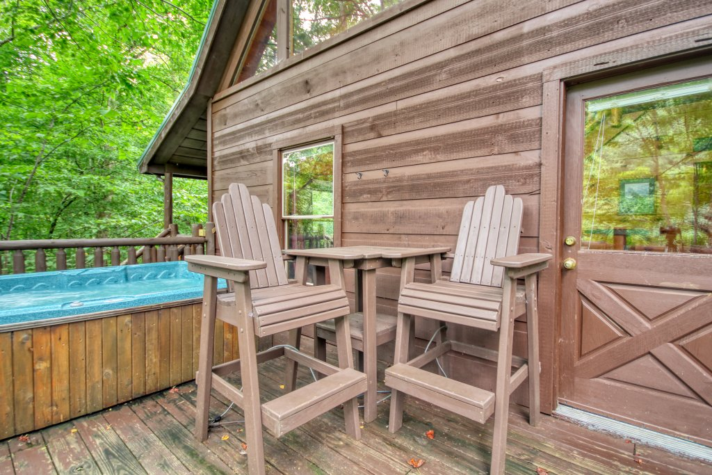 Photo of a Gatlinburg Cabin named Lover's Lake #105 - This is the fifteenth photo in the set.