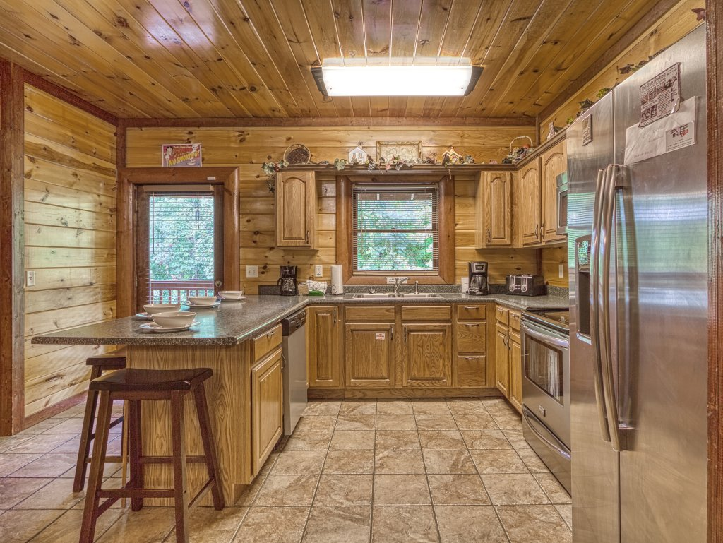 Photo of a Gatlinburg Cabin named A New Beginning #522 - This is the eighteenth photo in the set.