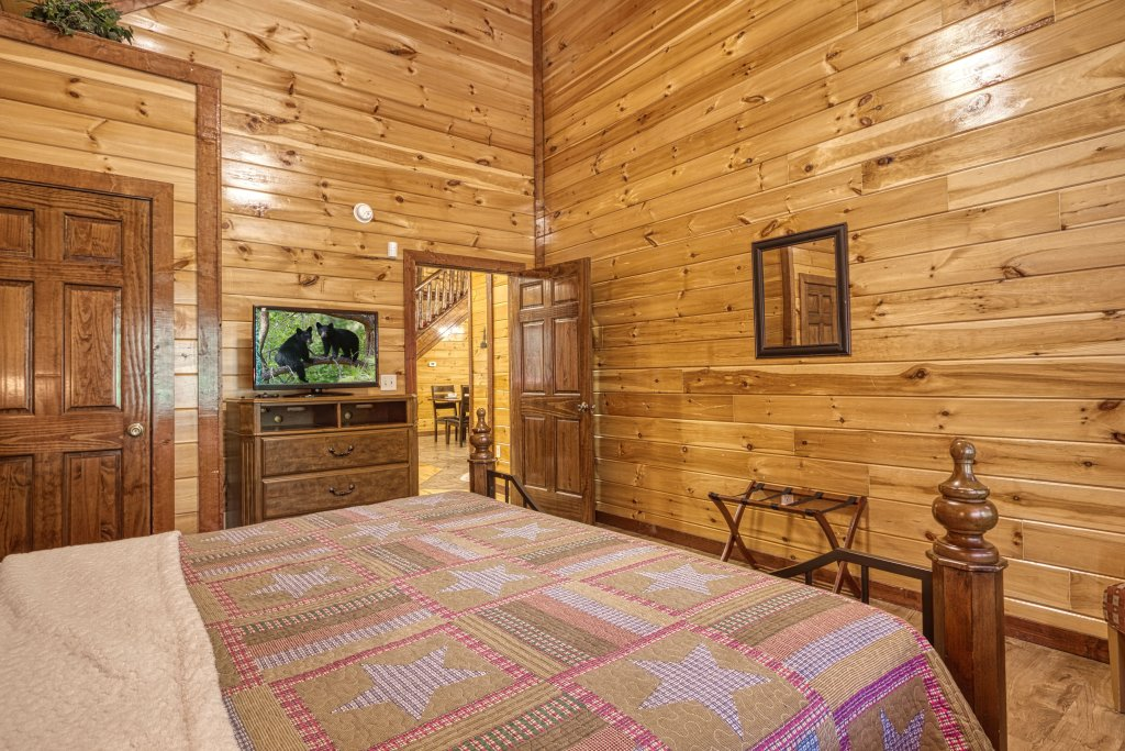 Photo of a Gatlinburg Cabin named A New Beginning #522 - This is the twenty-third photo in the set.