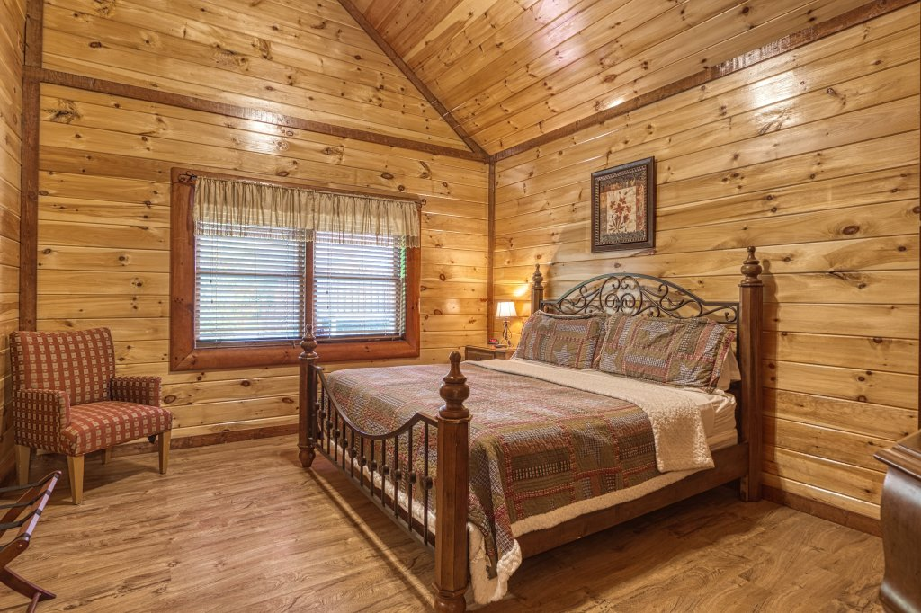Photo of a Gatlinburg Cabin named A New Beginning #522 - This is the twenty-second photo in the set.