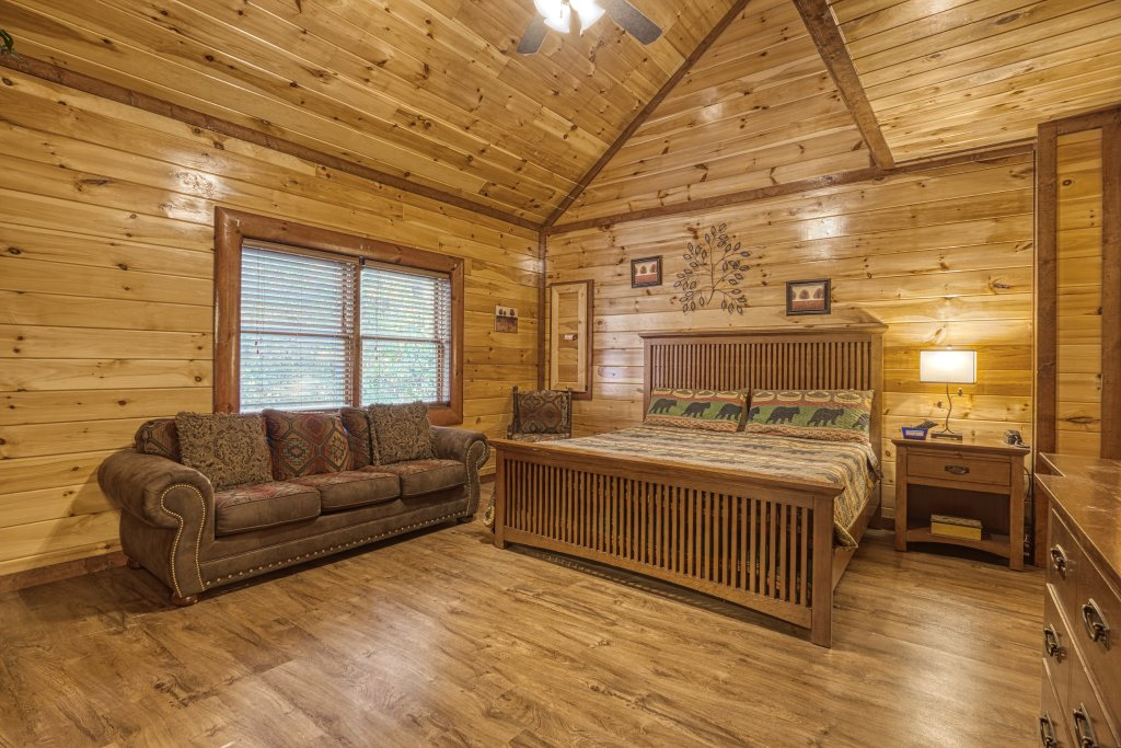 Photo of a Gatlinburg Cabin named A New Beginning #522 - This is the twenty-sixth photo in the set.