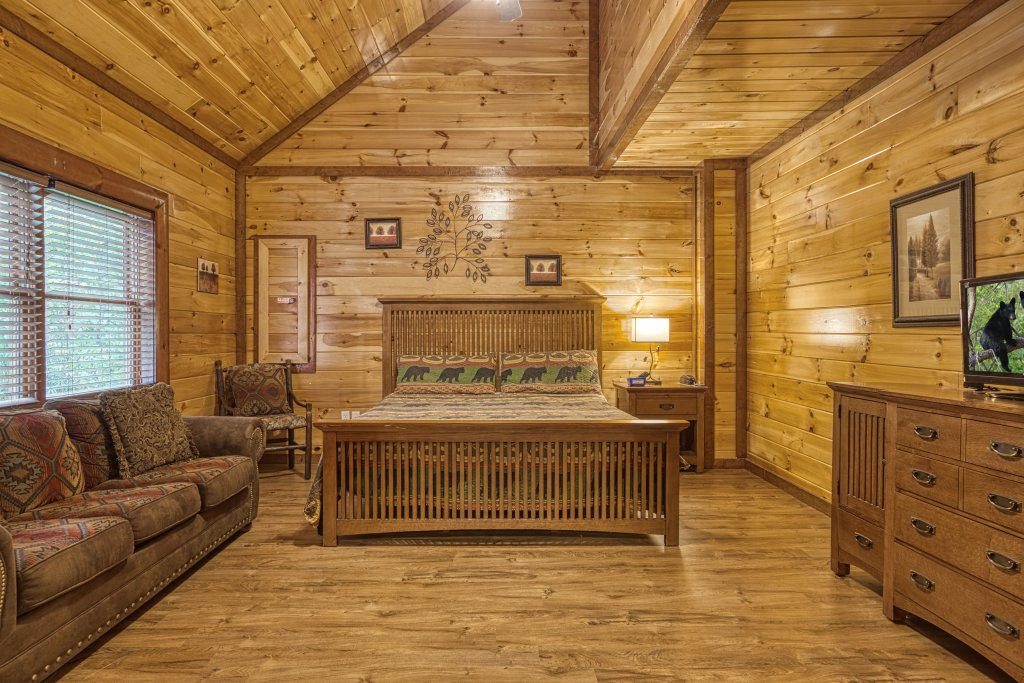 Photo of a Gatlinburg Cabin named A New Beginning #522 - This is the twenty-fifth photo in the set.