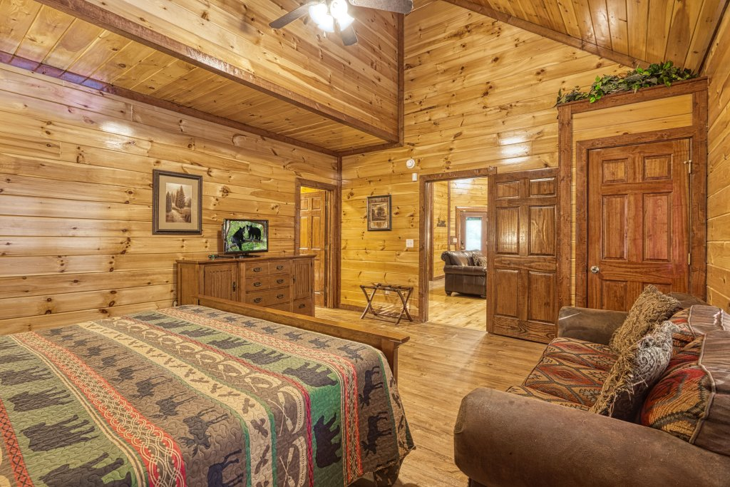 Photo of a Gatlinburg Cabin named A New Beginning #522 - This is the twenty-seventh photo in the set.