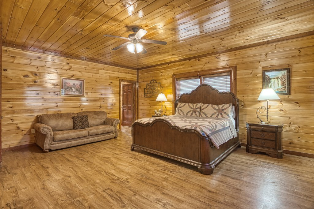 Photo of a Gatlinburg Cabin named A New Beginning #522 - This is the thirty-second photo in the set.