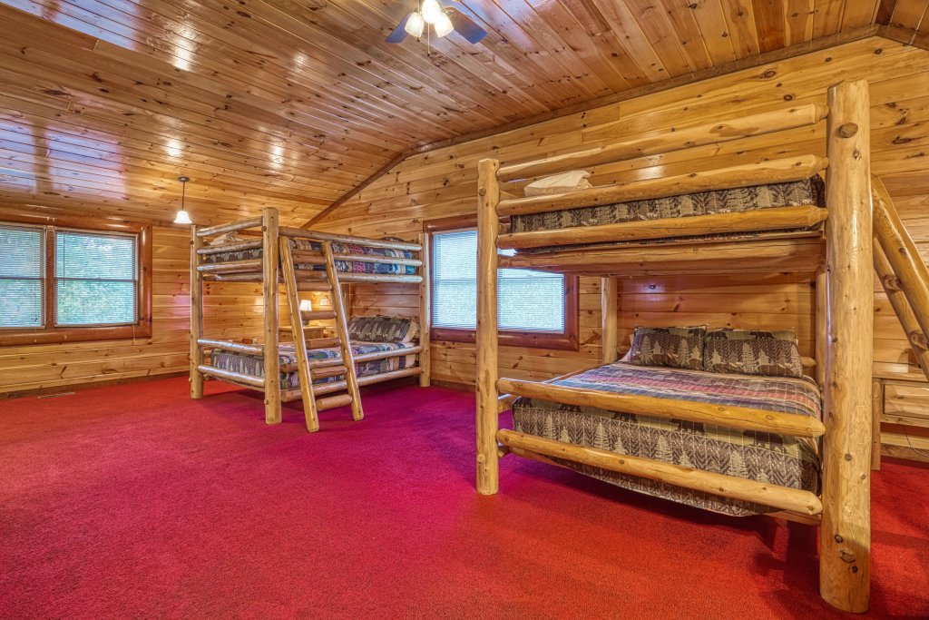 Photo of a Gatlinburg Cabin named A New Beginning #522 - This is the forty-seventh photo in the set.