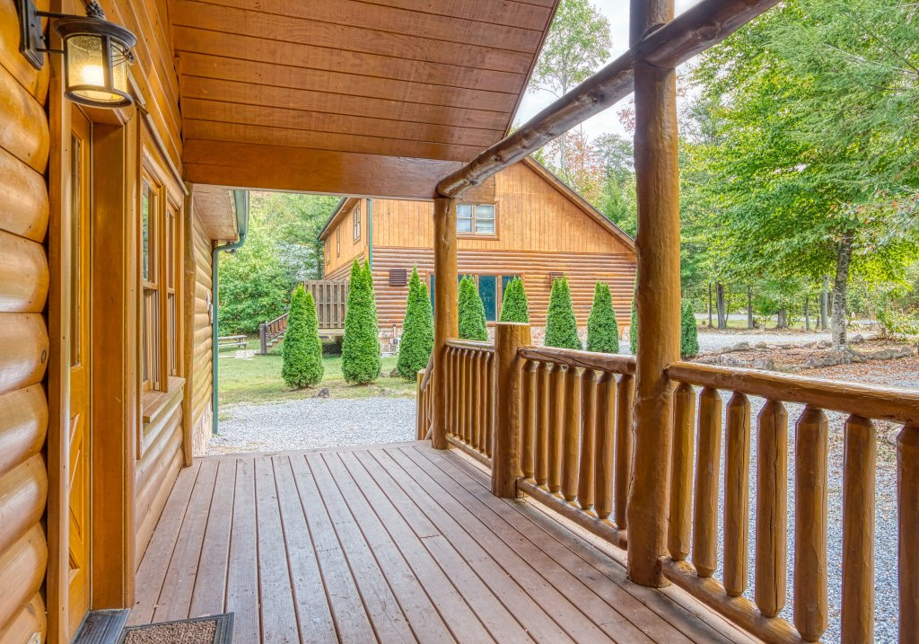 Photo of a Gatlinburg Cabin named A New Beginning #522 - This is the thirtieth photo in the set.