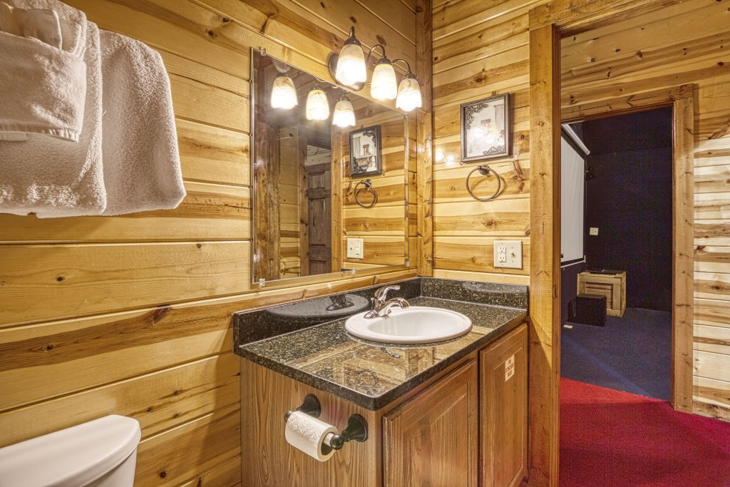 Photo of a Gatlinburg Cabin named A New Beginning #522 - This is the forty-first photo in the set.