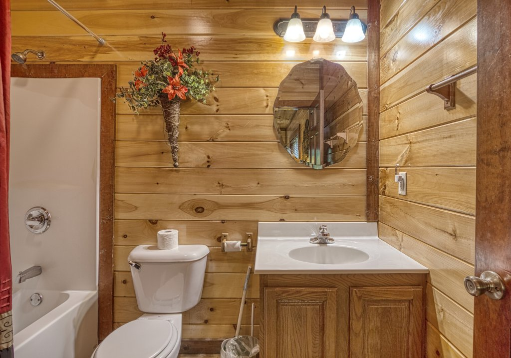 Photo of a Gatlinburg Cabin named A New Beginning #522 - This is the thirty-third photo in the set.