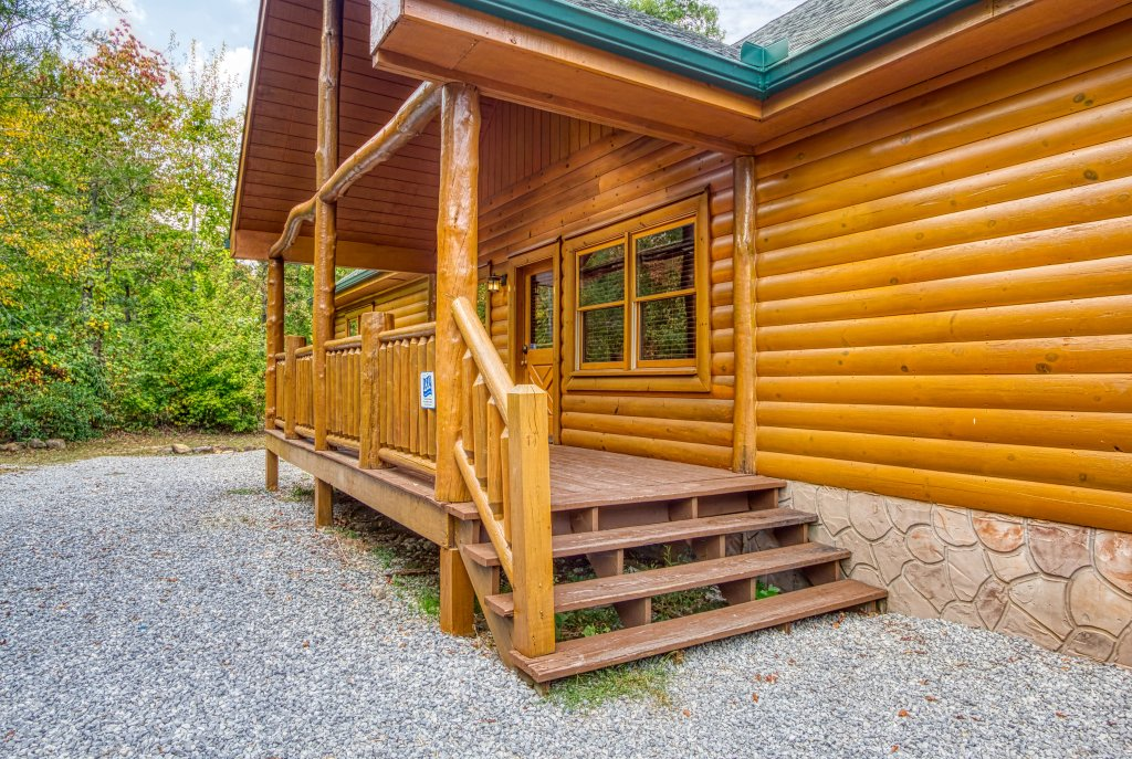 Photo of a Gatlinburg Cabin named A New Beginning #522 - This is the fiftieth photo in the set.