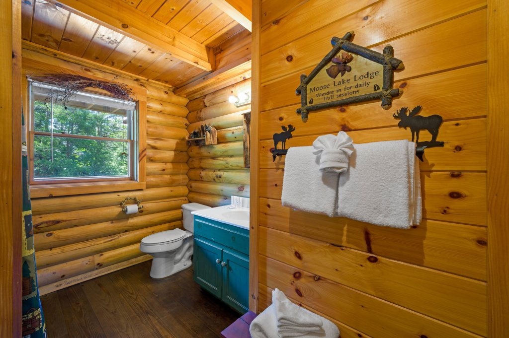 Photo of a Pigeon Forge Cabin named Wilderness Theater And Lodge - This is the fifty-eighth photo in the set.
