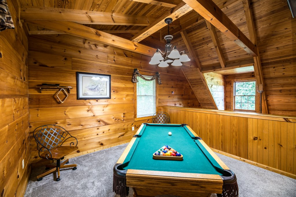 Photo of a Pigeon Forge Cabin named  Bear Naked - This is the twelfth photo in the set.