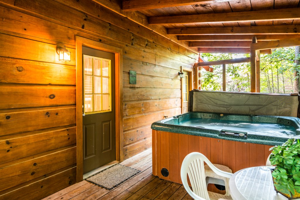 Photo of a Pigeon Forge Cabin named  Bear Naked - This is the twenty-sixth photo in the set.