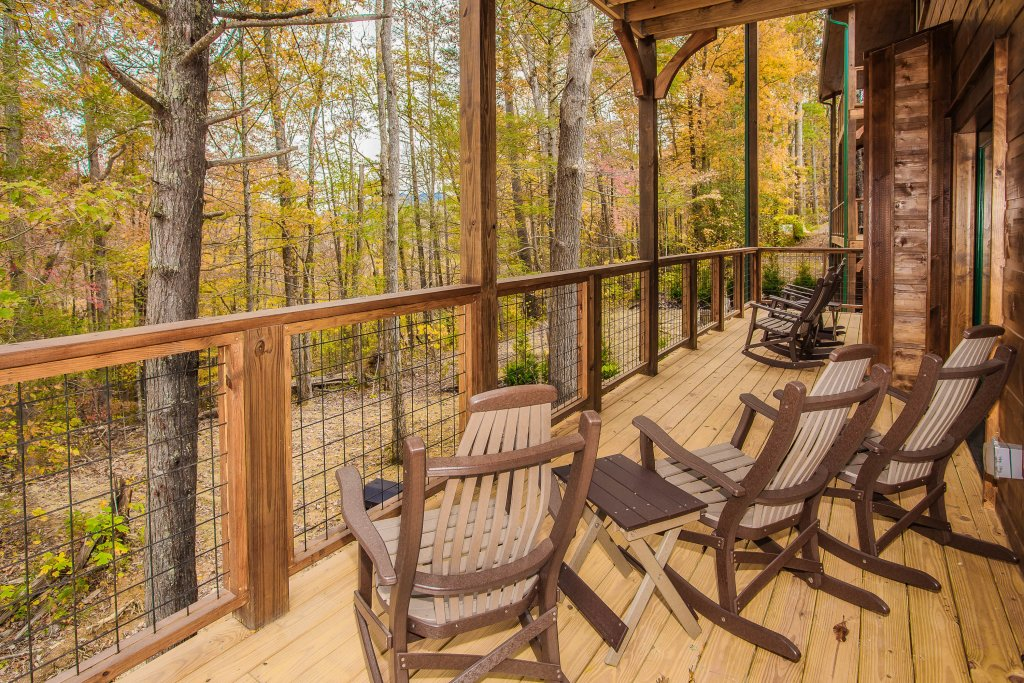 Photo of a Gatlinburg Cabin named Bears Gathering - This is the eleventh photo in the set.