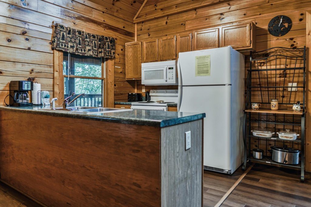 Photo of a Sevierville Cabin named Precious Memories - This is the eighth photo in the set.
