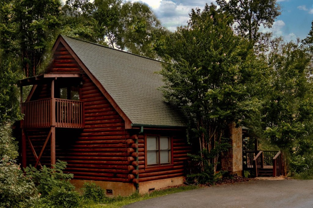 Photo of a Sevierville Cabin named Precious Memories - This is the second photo in the set.