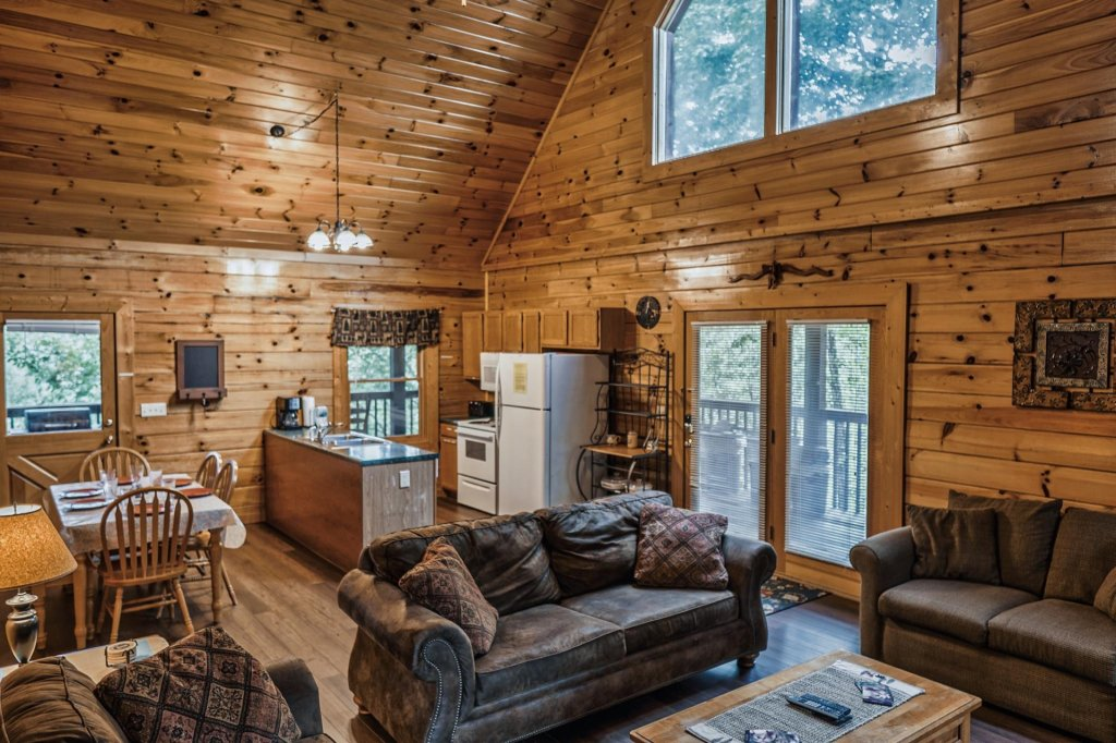 Photo of a Sevierville Cabin named Precious Memories - This is the sixth photo in the set.