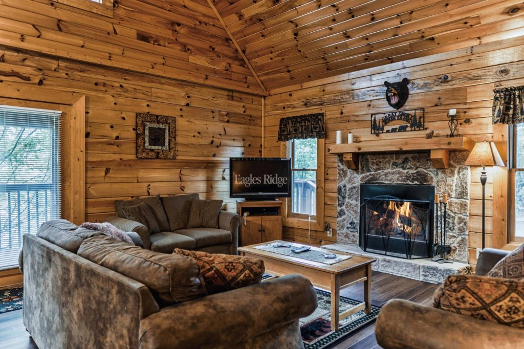 Photo of a Sevierville Cabin named Precious Memories - This is the seventh photo in the set.