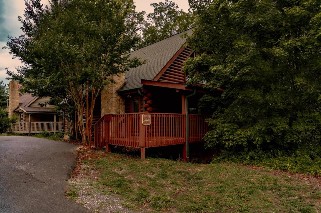Photo of a Sevierville Cabin named Precious Memories - This is the eighteenth photo in the set.