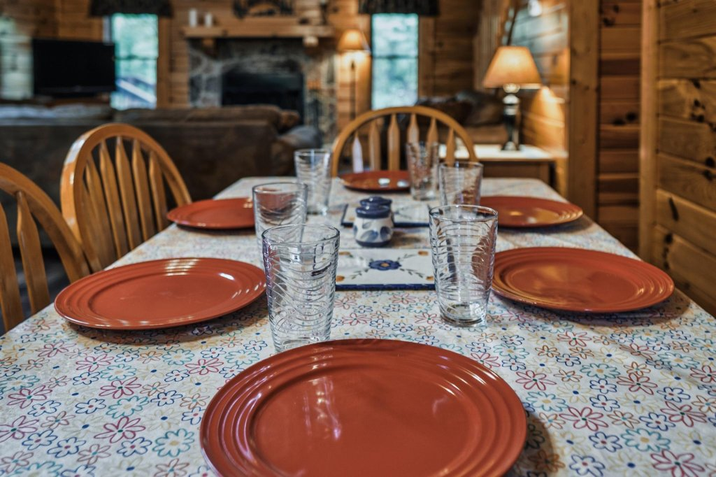 Photo of a Sevierville Cabin named Precious Memories - This is the twelfth photo in the set.