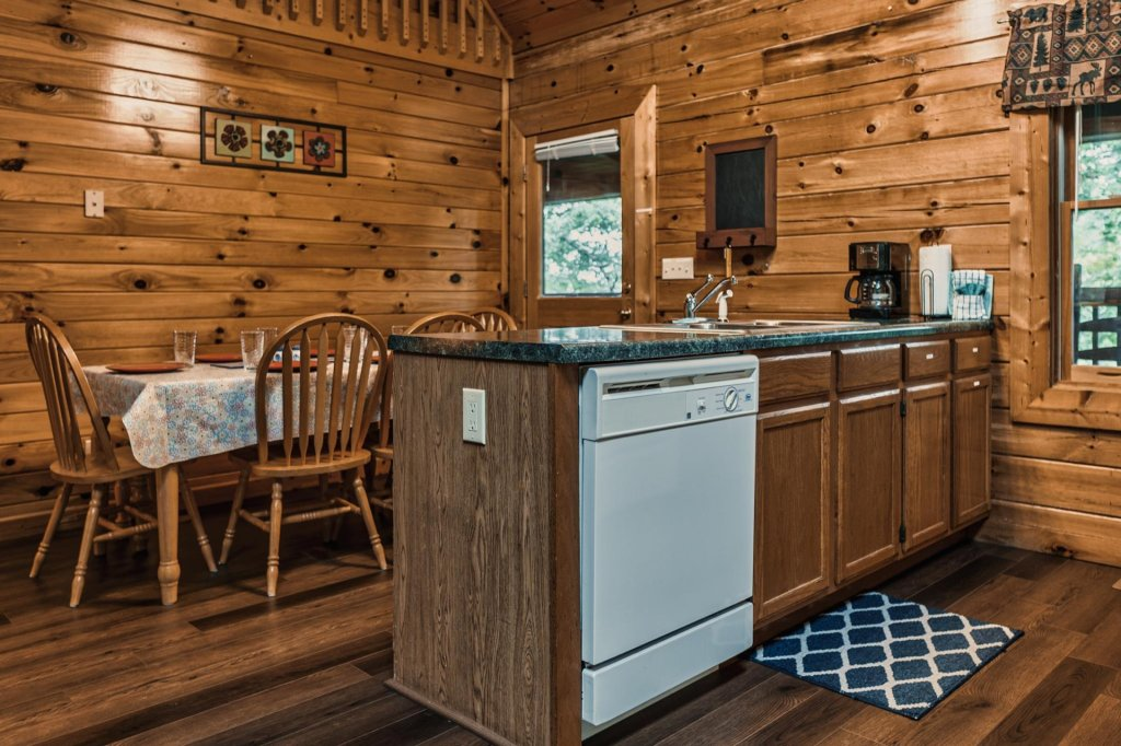 Photo of a Sevierville Cabin named Precious Memories - This is the ninth photo in the set.