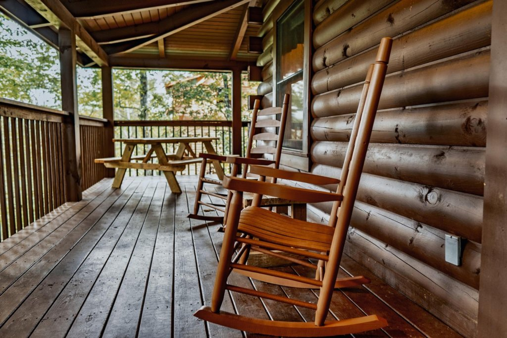 Photo of a Sevierville Cabin named Precious Memories - This is the fourteenth photo in the set.