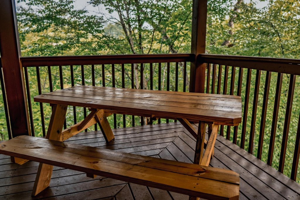 Photo of a Sevierville Cabin named Precious Memories - This is the fifteenth photo in the set.