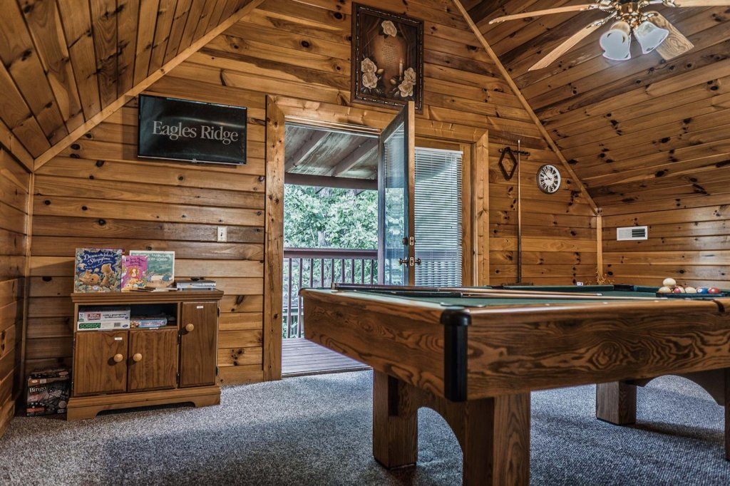 Photo of a Sevierville Cabin named Precious Memories - This is the seventeenth photo in the set.