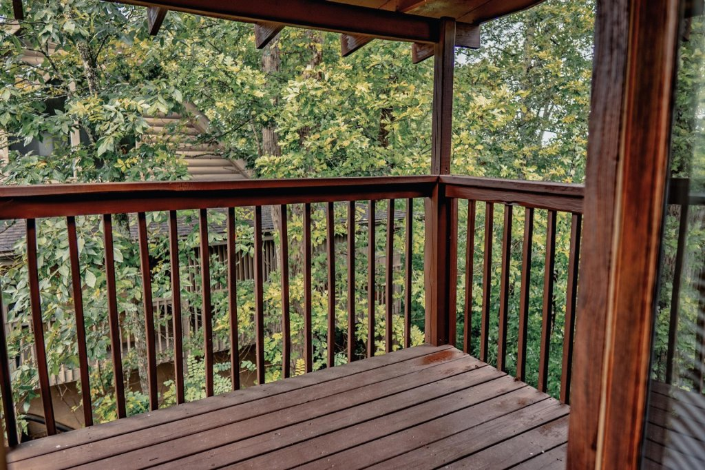 Photo of a Sevierville Cabin named Precious Memories - This is the thirty-eighth photo in the set.