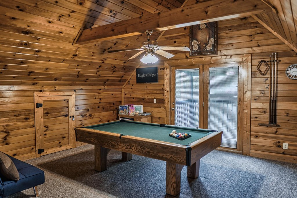 Photo of a Sevierville Cabin named Precious Memories - This is the thirty-fourth photo in the set.