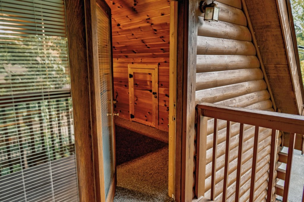 Photo of a Sevierville Cabin named Precious Memories - This is the fortieth photo in the set.
