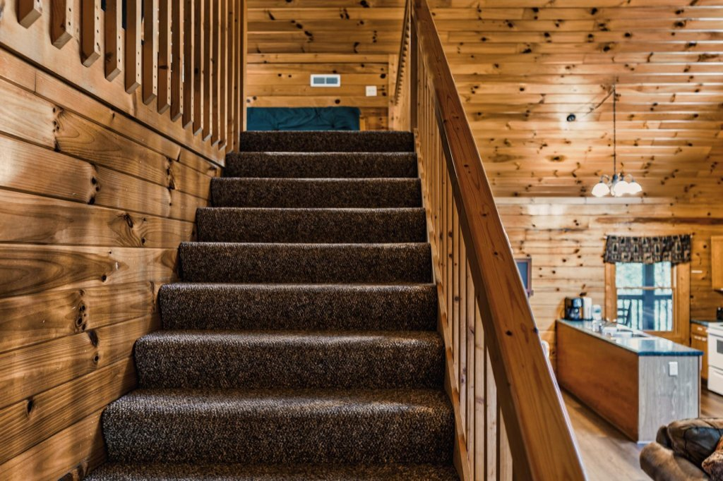 Photo of a Sevierville Cabin named Precious Memories - This is the thirty-first photo in the set.