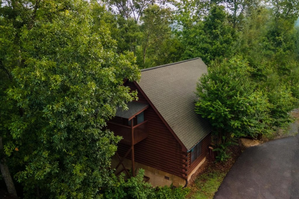 Photo of a Sevierville Cabin named Precious Memories - This is the forty-second photo in the set.