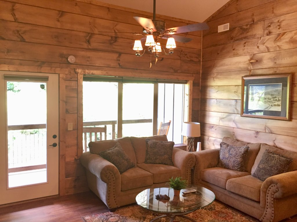Photo of a Gatlinburg Cabin named Roaring Fork Retreat - This is the fifth photo in the set.