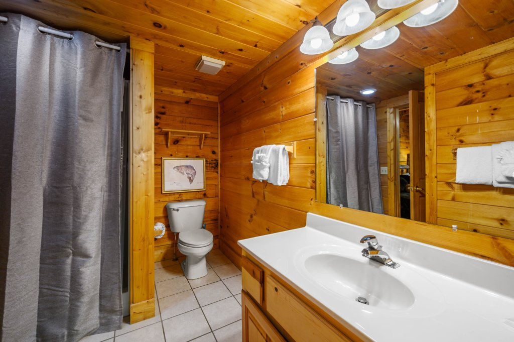 Photo of a Pigeon Forge Cabin named Cinnamon Chalet - This is the seventeenth photo in the set.